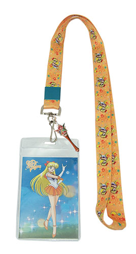 Sailor Moon R - Sailor Venus Lanyard, an officially licensed product in our Sailor Moon Lanyard department.