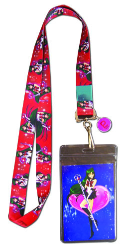 Sailor Moon S - Sailor Pluto Lanyard, an officially licensed product in our Sailor Moon Lanyard department.