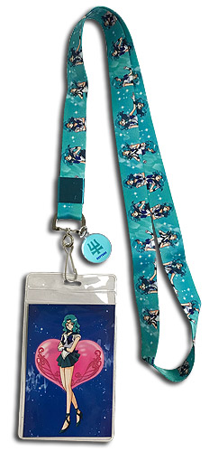 Sailor Moon S - Sailor Neptune Lanyard, an officially licensed product in our Sailor Moon Lanyard department.