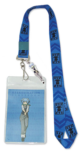 Assassination Classroom - Nagisa Lanyard, an officially licensed product in our Assassination Classroom Lanyard department.