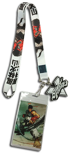 Street Fighter V - Ryu Lanyard, an officially licensed product in our Street Fighter Lanyard department.