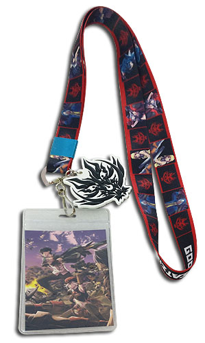 God Eater - Group Lanyard, an officially licensed product in our God Eater Lanyard department.