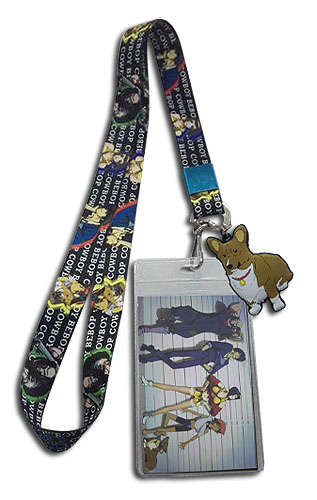 Cowboy Bebop - Group Lanyard, an officially licensed product in our Cowboy Bebop Lanyard department.