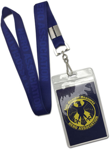 One Punch Man - Hero Association Lanyard, an officially licensed product in our One-Punch Man Lanyard department.