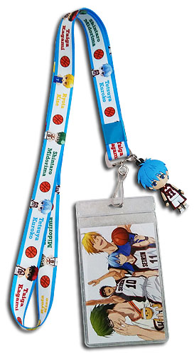 Kuroko's Basketball - Group 2 Lanyard, an officially licensed product in our Kuroko'S Basketball Lanyard department.
