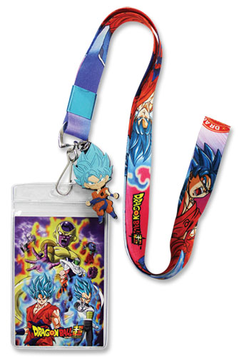 Dragon Ball Super - Ssgss Goku 02 Lanyard, an officially licensed product in our Dragon Ball Super Lanyard department.