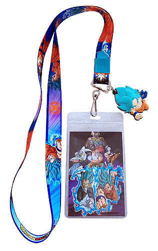 Dragon Ball Super - Resurrection F Lanyard, an officially licensed product in our Dragon Ball Super Lanyard department.