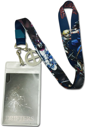 Drifters - Key Visual Lanyard, an officially licensed product in our Drifters Lanyard department.
