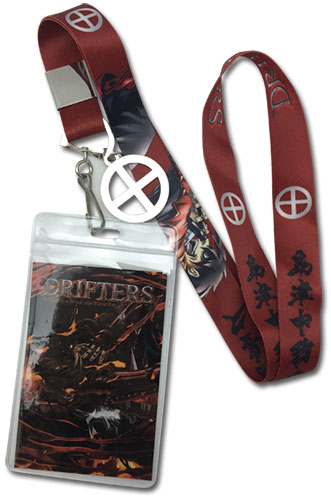 Drifters - Shimazu Lanyard, an officially licensed product in our Drifters Lanyard department.