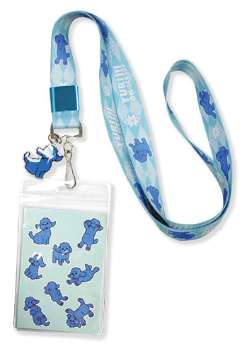 Yuri On Ice - Makkachin Lanyard, an officially licensed product in our Yuri!!! On Ice Lanyard department.