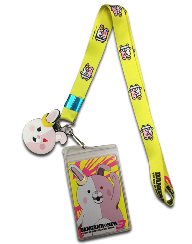 Danganronpa 3 - Usami Lanyard, an officially licensed product in our Danganronpa Lanyard department.