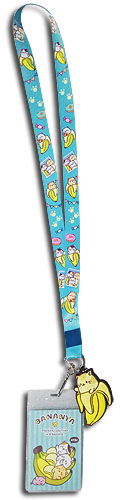 Bananya - Torabananya Lanyard, an officially licensed product in our Bananya Lanyard department.
