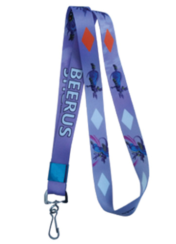 Dragon Ball Super - Beerus Lanyard, an officially licensed product in our Dragon Ball Super Lanyard department.