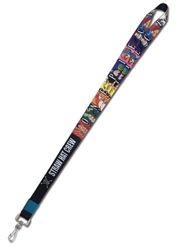 One Piece - Group Lanyard officially licensed One Piece Lanyard product at B.A. Toys.