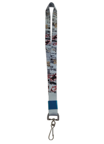 Bungo Stray Dogs - Group Lanyard officially licensed Bungo Stray Dogs Lanyard product at B.A. Toys.