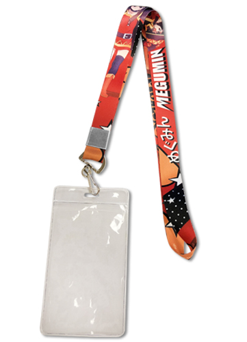 Konosuba - Megumin Lanyard, an officially licensed product in our Konosuba Lanyard department.