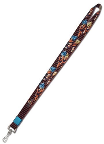 Dragon Ball Fighterz - Goku Lanyard, an officially licensed product in our Dragon Ball Fighter Z Lanyard department.