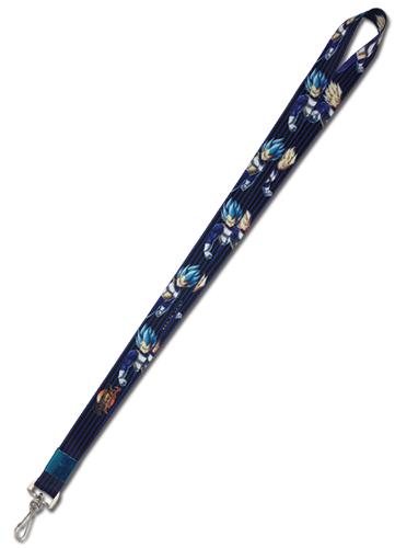 Dragon Ball Fighterz - Vegeta Lanyard, an officially licensed product in our Dragon Ball Fighter Z Lanyard department.