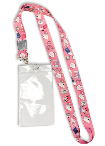 Hello Kitty - Hello Kitty Lanyard, an officially licensed product in our Hello Kitty Lanyard department.