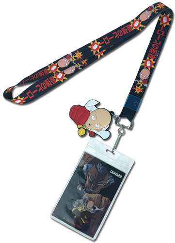 One Punch Man - One Punch Man 2 Lanyard, an officially licensed product in our One-Punch Man Lanyard department.