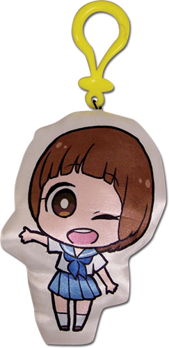 Kill La Kill - Mako Sd Plush Keychain, an officially licensed product in our Kill La Kill Key Chains department.