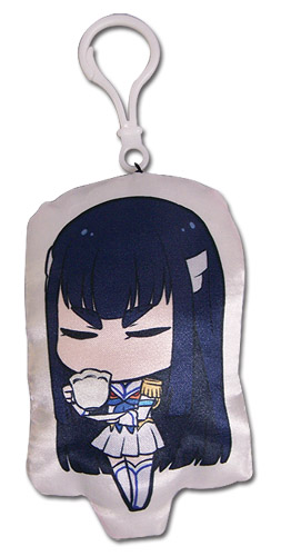 Kill La Kill - Satsuki Sd Plush Keychain, an officially licensed product in our Kill La Kill Key Chains department.