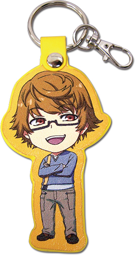 Tokyo Ghoul - Sd Nishiki Pu Keychain, an officially licensed product in our Tokyo Ghoul Key Chains department.
