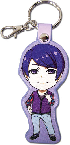 Tokyo Ghoul - Sd Tsukiyama Pu Keychain, an officially licensed product in our Tokyo Ghoul Key Chains department.