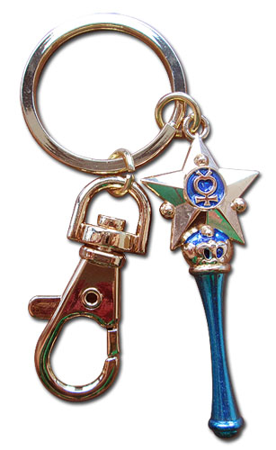 Sailor Moon R - Mercury Moon Pen Keychain, an officially licensed product in our Sailor Moon Key Chains department.
