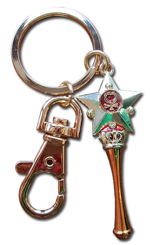 Sailor Moon - Venus Moon Pen Keychain, an officially licensed product in our Sailor Moon Key Chains department.