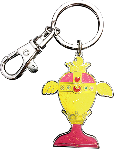 Sailor Moon S - Sehai Keychain, an officially licensed product in our Sailor Moon Key Chains department.