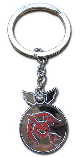 Sailor Moon Supers - Mars Change Rod Keychain, an officially licensed product in our Sailor Moon Key Chains department.