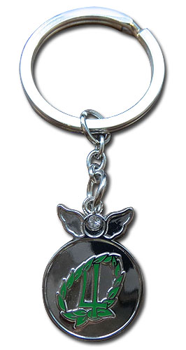 Sailor Moon Supers - Jupiter Change Rod Keychain, an officially licensed product in our Sailor Moon Key Chains department.