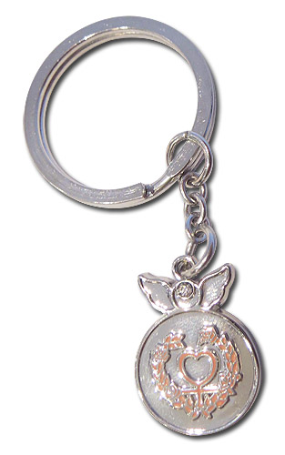 Sailor Moon Supers - Venus Change Rod Keychain, an officially licensed product in our Sailor Moon Key Chains department.