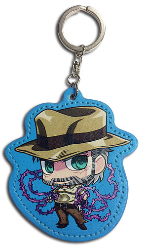 Jojo - Joseph Sd Pu Keychain, an officially licensed product in our Jojo'S Bizarre Adventure Key Chains department.