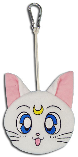 Sailor Moon - Artemis Plush Keyholder, an officially licensed product in our Sailor Moon Key Chains department.