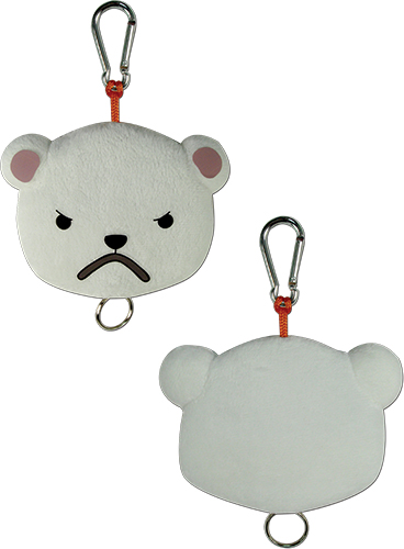 One Piece - Bepo Plush Keychain officially licensed One Piece Plush product at B.A. Toys.