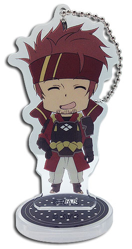 Sword Art Online - Klein Acrylic Keychain, an officially licensed product in our Sword Art Online Key Chains department.