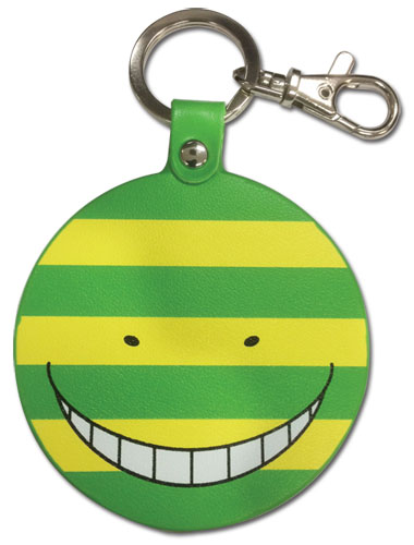 Assassination Classroom - Nameteru Korosensei Pu Keychain, an officially licensed product in our Assassination Classroom Key Chains department.
