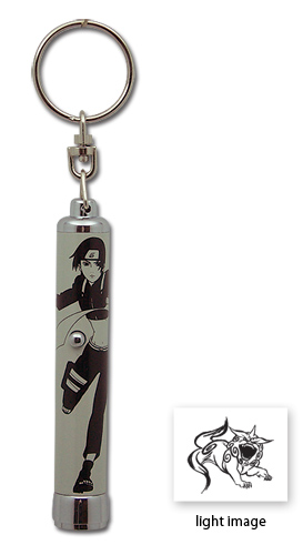 Naruto Shippuden Sai Light Keychain, an officially licensed product in our Naruto Shippuden Key Chains department.