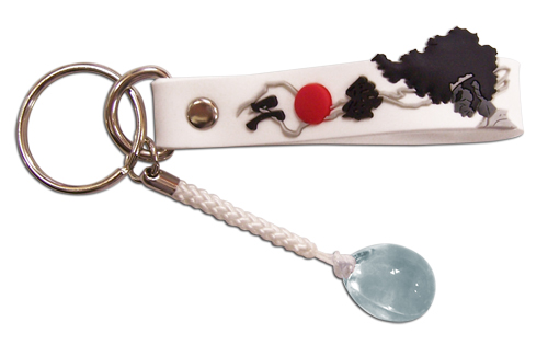Afro Samurai Gem Stone Keychain, an officially licensed Afro Samurai Key Chain