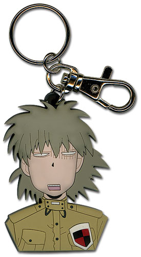 Helsing Ova Victoria Seras Gag Look Pvc Keychain, an officially licensed product in our Hellsing Key Chains department.