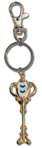 Fairy Tail Aquarius Key Keychain, an officially licensed product in our Fairy Tail Key Chains department.