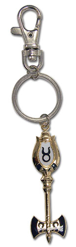 Fairy Tail Taurus Keychain, an officially licensed Fairy Tail Key Chain