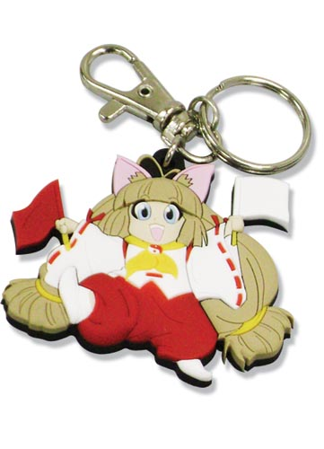 Moon Phase Haiji Pvc Keychain, an officially licensed product in our Moon Phase Key Chains department.
