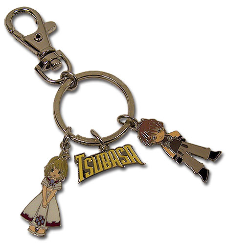 Tsubasa Syaoran & Metal Keychain, an officially licensed product in our Tsubasa Key Chains department.