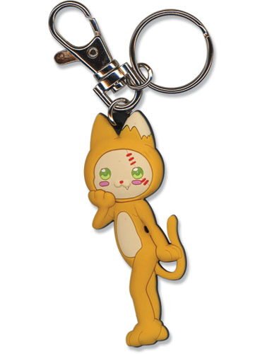 Moon Phase Cat Pvc Keychain, an officially licensed product in our Moon Phase Key Chains department.