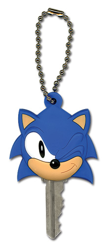 Classic Sonic, Sonic Keycap, an officially licensed Sonic Key Chain