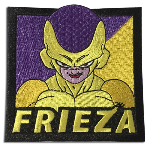 Dragon Ball Super Broly - Golden Frieza Patch, an officially licensed product in our Dragon Ball Super Broly Patches department.