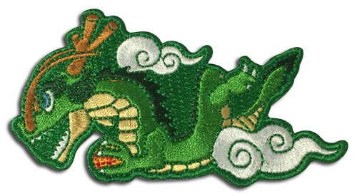 Dragon Ball Super Broly - Shenron Patch, an officially licensed product in our Dragon Ball Super Broly Patches department.